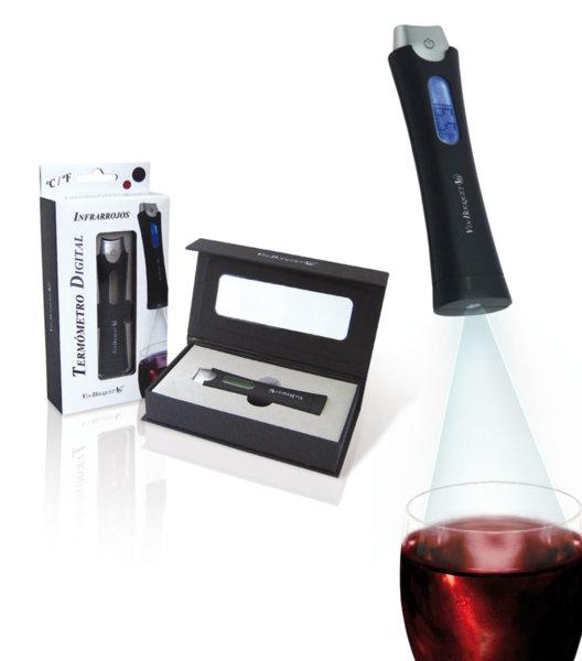 Vin Bouquet Цифров инфрачервен термометър за течности